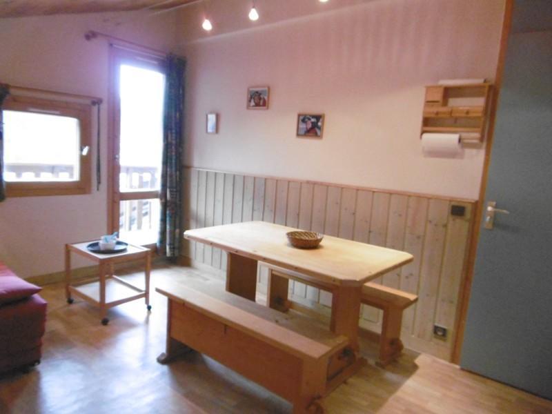 Location au ski Studio 3 personnes (051) - Residence Le Cote Soleil - Valmorel