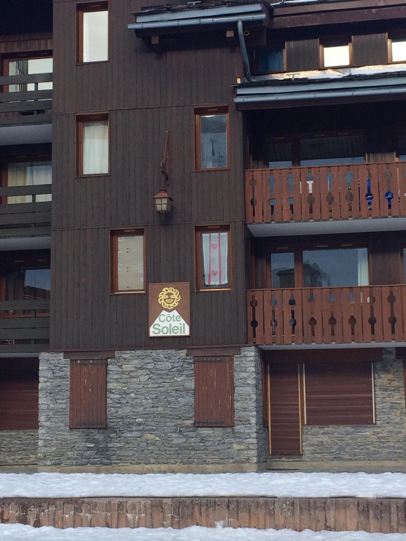 Location au ski Studio 2 personnes (049) - Résidence le Côté Soleil - Valmorel