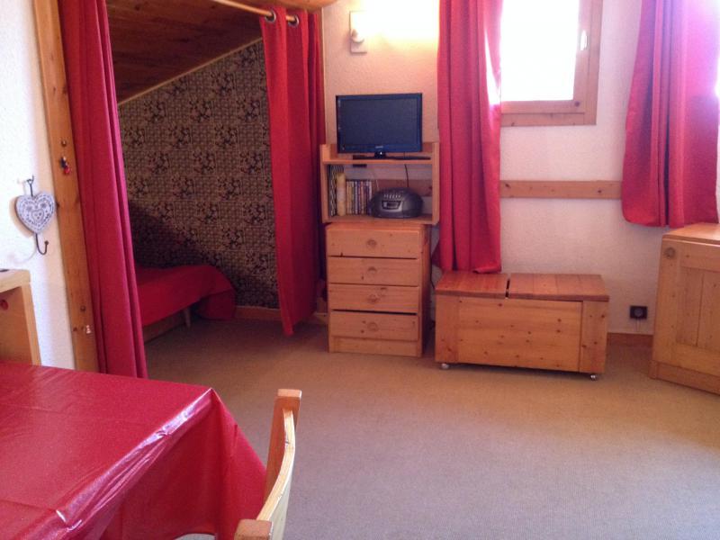 Location au ski Studio 2 personnes (252) - Résidence le Côté Soleil - Valmorel