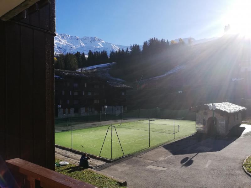Location au ski Studio 3 personnes (028) - Résidence le Côté Soleil - Valmorel
