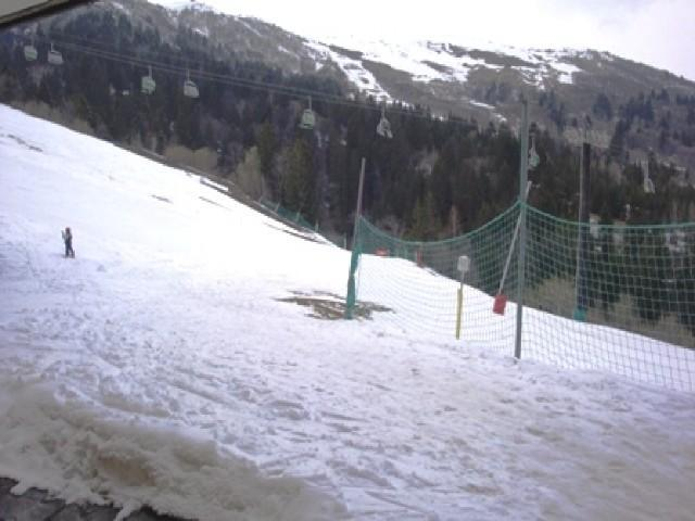Location au ski Studio 4 personnes (001) - Résidence le Cristallin - Valmorel