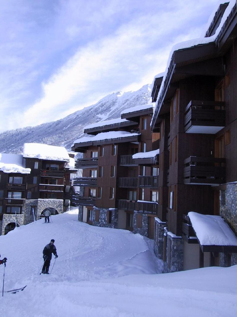 Ski verhuur Résidence le Cristallin - Valmorel