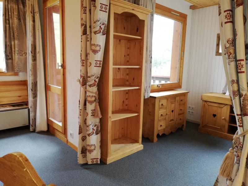 Location au ski Studio 4 personnes (050) - Résidence le Cristallin - Valmorel