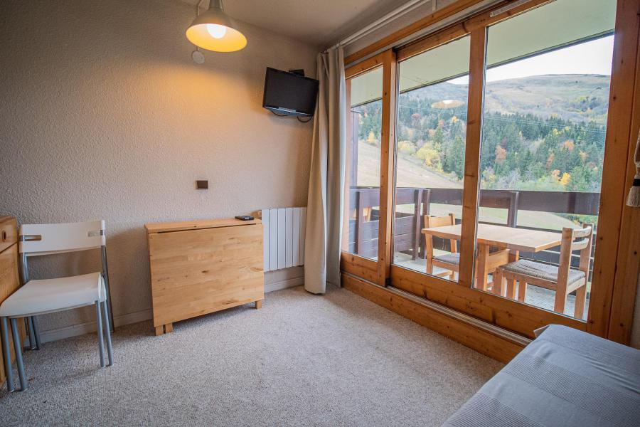 Location au ski Studio 2 personnes (013) - Résidence le Cristallin - Valmorel