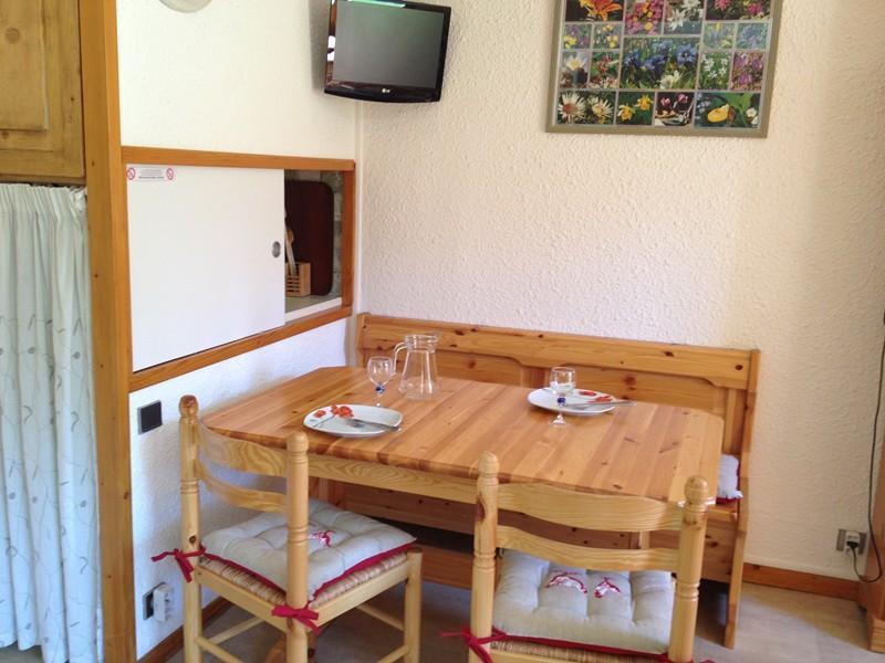 Location au ski Studio 4 personnes (055) - Residence Le Gollet - Valmorel