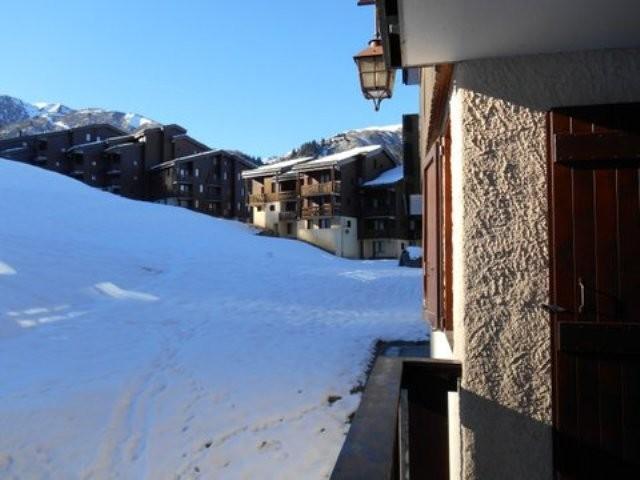Location au ski Studio 4 personnes (024) - Résidence le Gollet - Valmorel