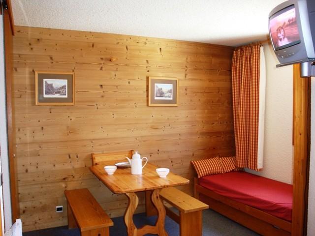 Location au ski Studio 3 personnes (063) - Residence Le Gollet - Valmorel