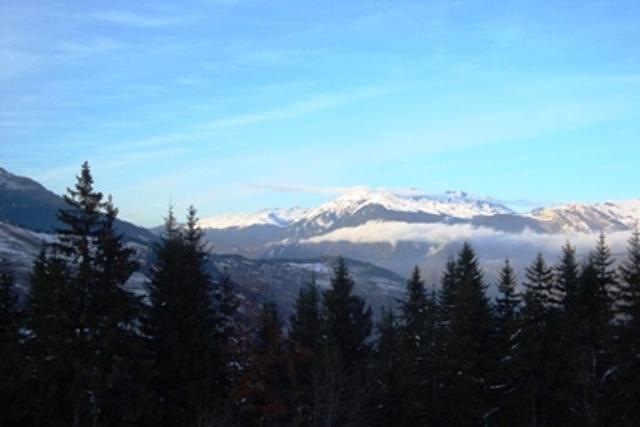 Ski verhuur Studio 3 personen (032) - Résidence le Gollet - Valmorel