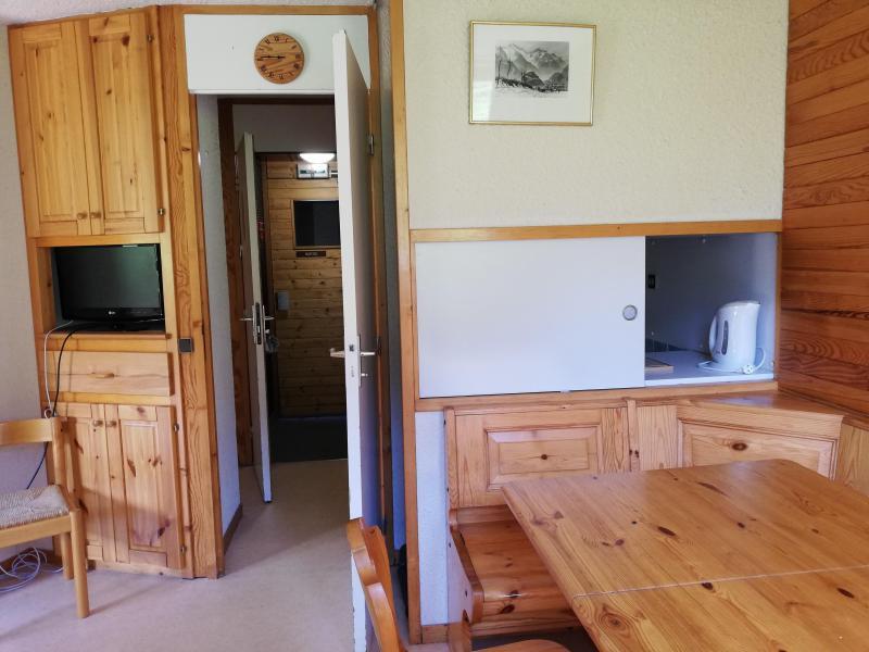 Ski verhuur Studio 4 personen (040) - Résidence le Gollet - Valmorel