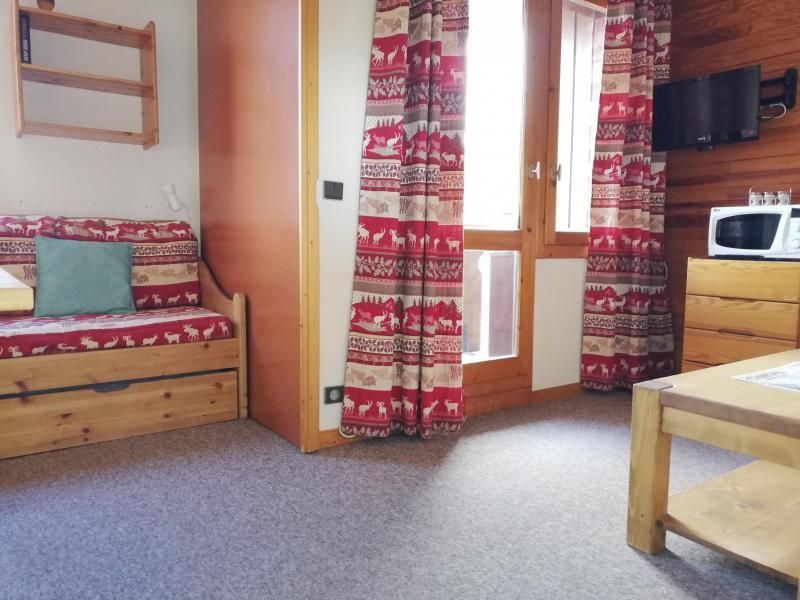 Location au ski Studio 3 personnes (032) - Résidence le Gollet - Valmorel