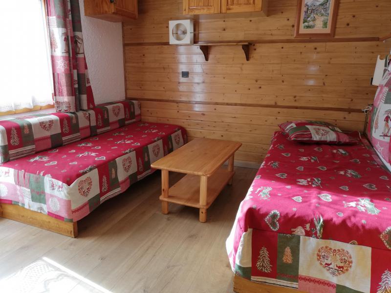Location au ski Studio 4 personnes (017) - Résidence le Gollet - Valmorel