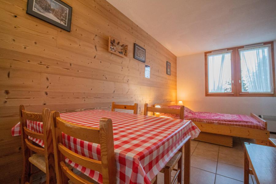Ski verhuur Studio 2 personen (002) - Résidence le Gollet - Valmorel