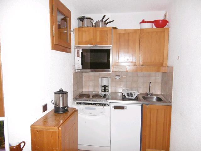 Location au ski Studio 2 personnes (002) - Residence Le Gollet - Valmorel - Appartement