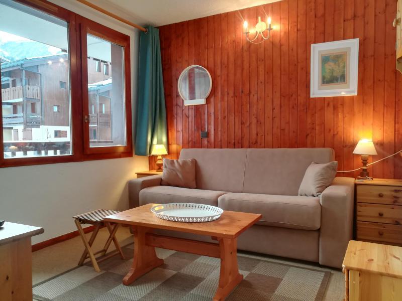 Ski verhuur Studio 4 personen (037) - Résidence le Gollet - Valmorel - Zitbank