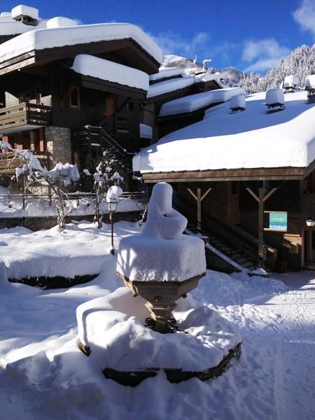 Ski verhuur Résidence le Morel - Valmorel
