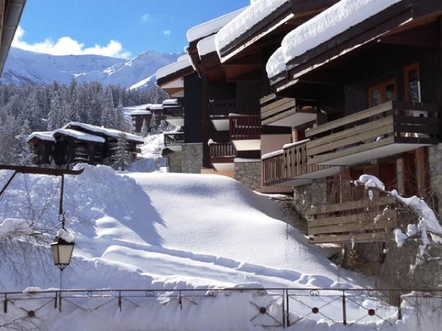 Location au ski Residence Le Morel - Valmorel