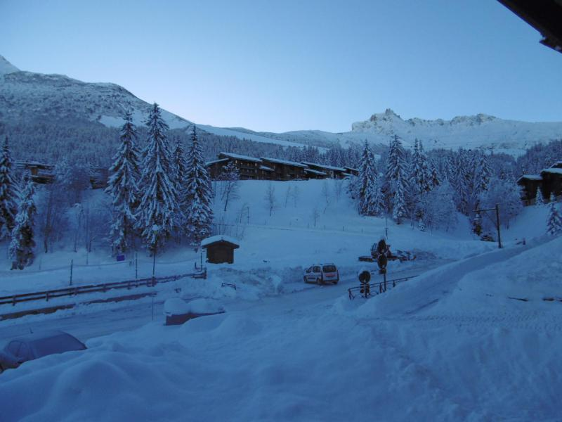 Ski verhuur Studio 4 personen (038) - Résidence le Morel - Valmorel