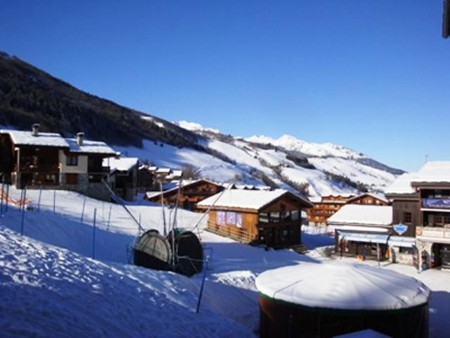 Ski verhuur Appartement 2 kamers 5 personen (010) - Résidence le Morel - Valmorel