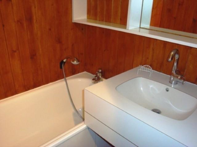 Location au ski Appartement 2 pièces 5 personnes (010) - Résidence le Morel - Valmorel - Baignoire