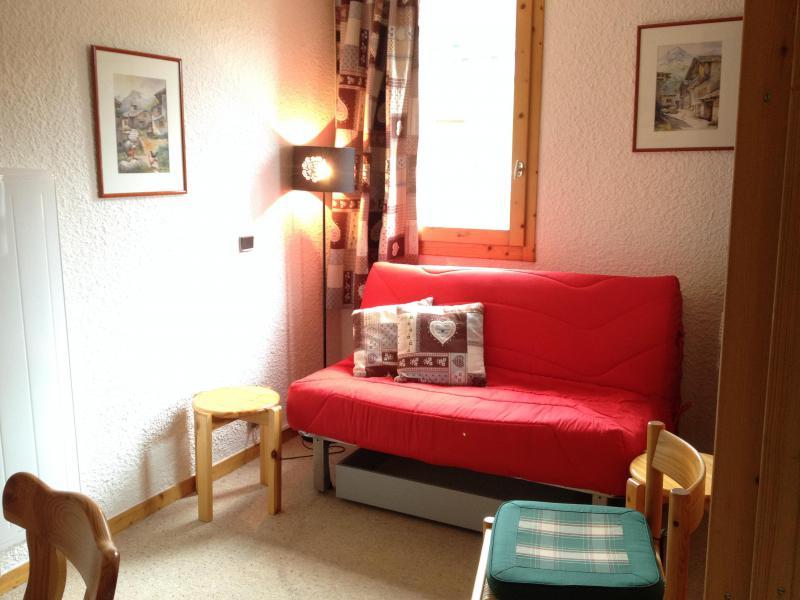 Ski verhuur Studio 4 personen (011) - Résidence le Morel - Valmorel - Appartementen