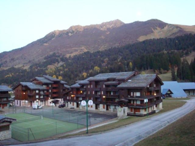 Ski verhuur Studio 2 personen (004) - Résidence le Mucillon - Valmorel