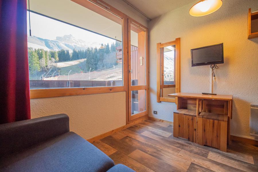 Ski verhuur Studio 2 personen (010) - Résidence le Mucillon - Valmorel