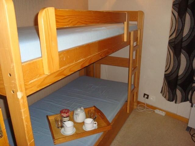 Location au ski Appartement 3 pièces 6 personnes (029) - Residence Le Mucillon - Valmorel - Lits superposés