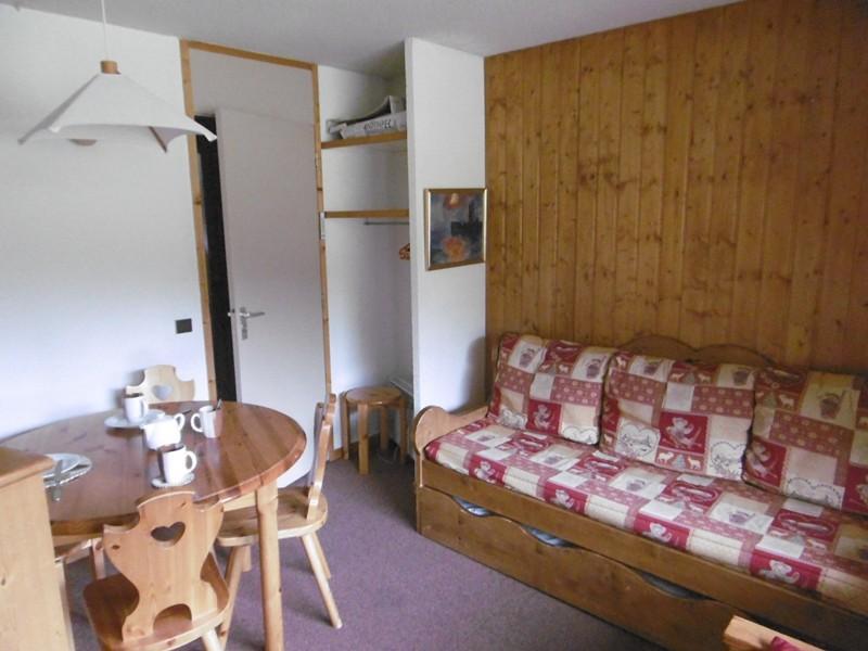 Location au ski Appartement 3 pièces 6 personnes (029) - Residence Le Mucillon - Valmorel - Séjour