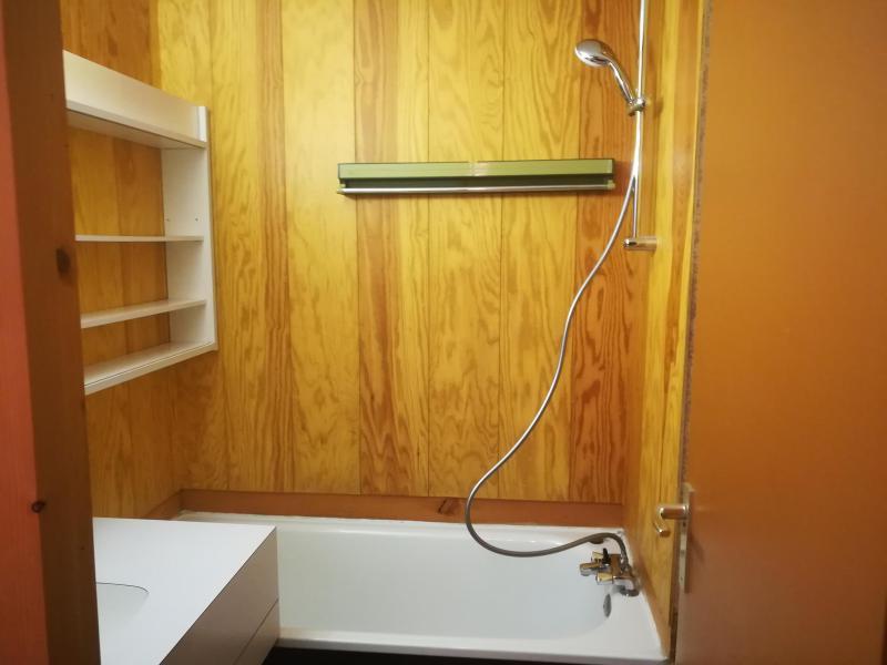 Location au ski Appartement 2 pièces 5 personnes (019) - Résidence le Pierrafort - Valmorel - Baignoire