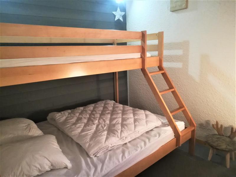 Location au ski Appartement 2 pièces 5 personnes (019) - Résidence le Pierrafort - Valmorel - Lits superposés