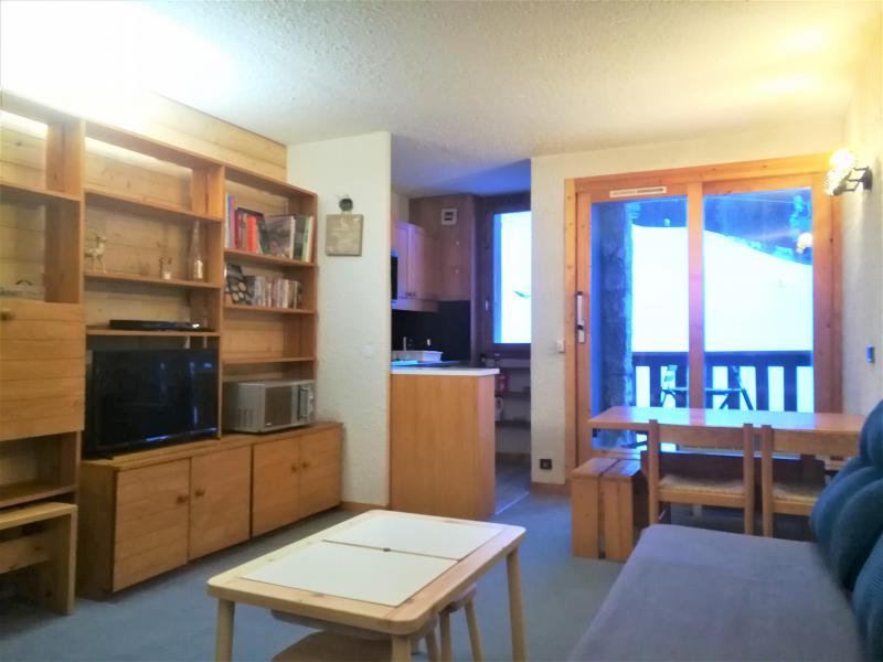 Location au ski Appartement 2 pièces 5 personnes (019) - Résidence le Pierrafort - Valmorel - Table basse
