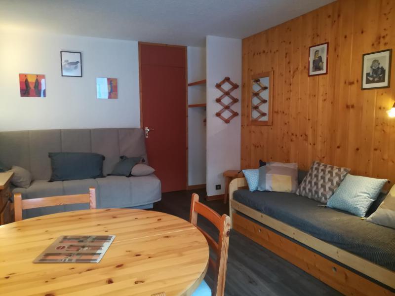 Location au ski Appartement 2 pièces 5 personnes (041) - Résidence le Pierrafort - Valmorel - Banquette-lit