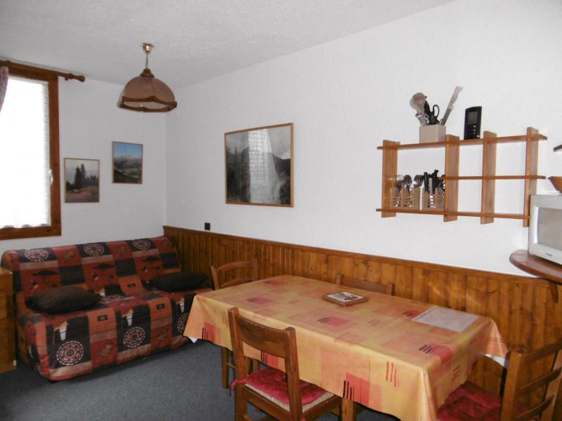 Location au ski Studio 3 personnes (008) - Résidence le Pierrafort - Valmorel - Appartement