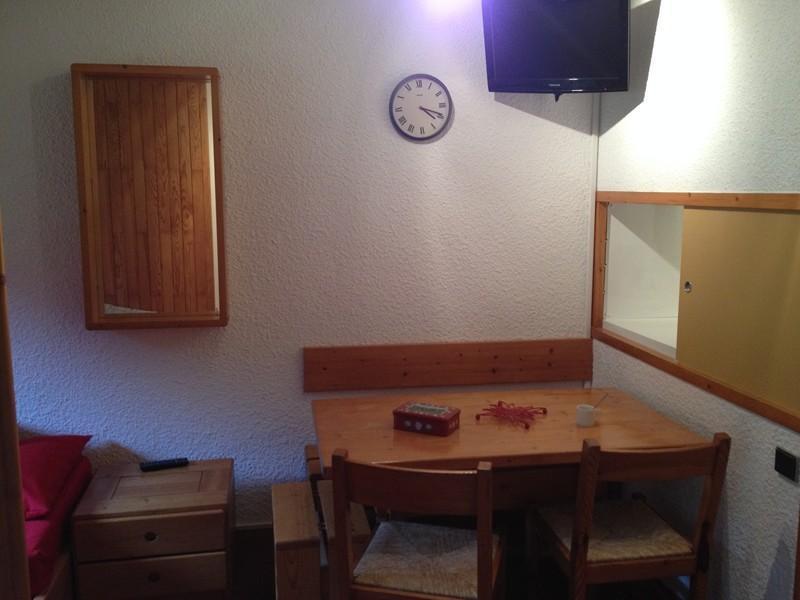Location au ski Studio 4 personnes (035) - Residence Le Pierrer - Valmorel