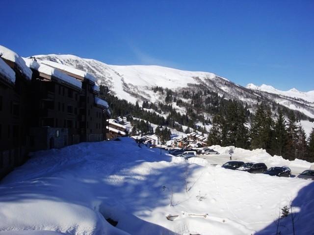 Location au ski Studio 4 personnes (255) - Résidence le Pierrer - Valmorel