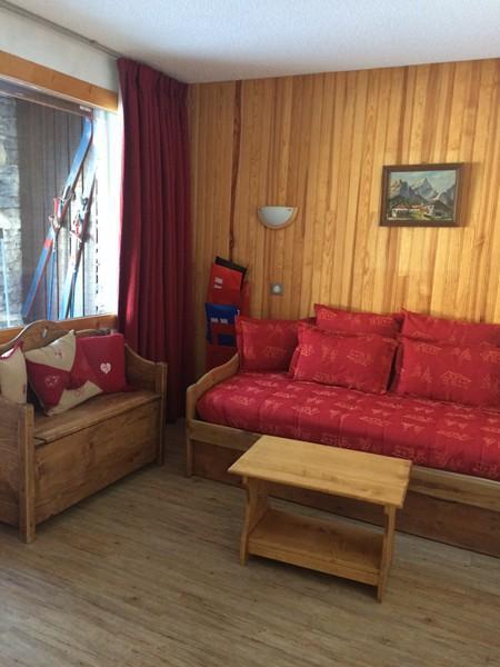 Location au ski Studio 4 personnes (013) - Résidence le Pierrer - Valmorel