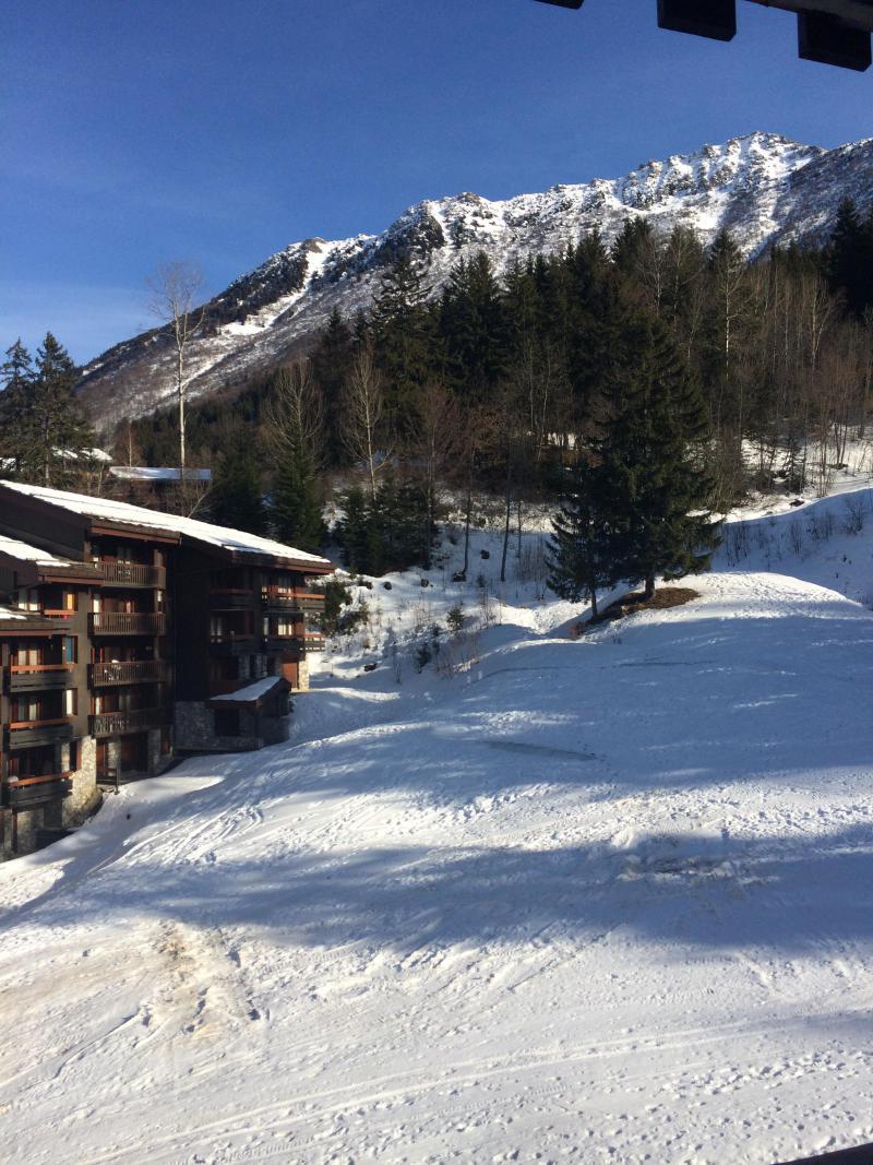 Ski verhuur Studio 4 personen (069) - Résidence le Pierrer - Valmorel