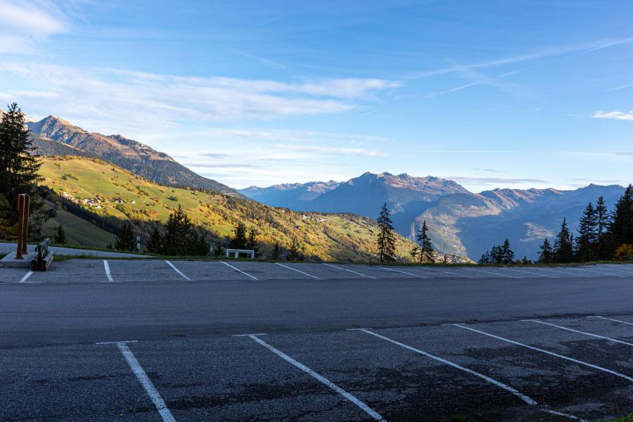 Location au ski Studio 4 personnes (006) - Résidence le Pierrer - Valmorel