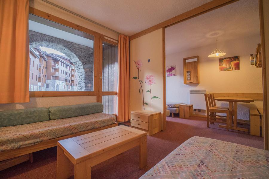 Location au ski Studio 4 personnes (010) - Résidence le Pierrer - Valmorel