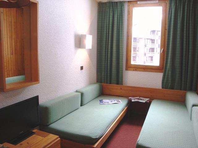 Ski verhuur Studio 4 personen (051) - Résidence le Pierrer - Valmorel - Appartementen