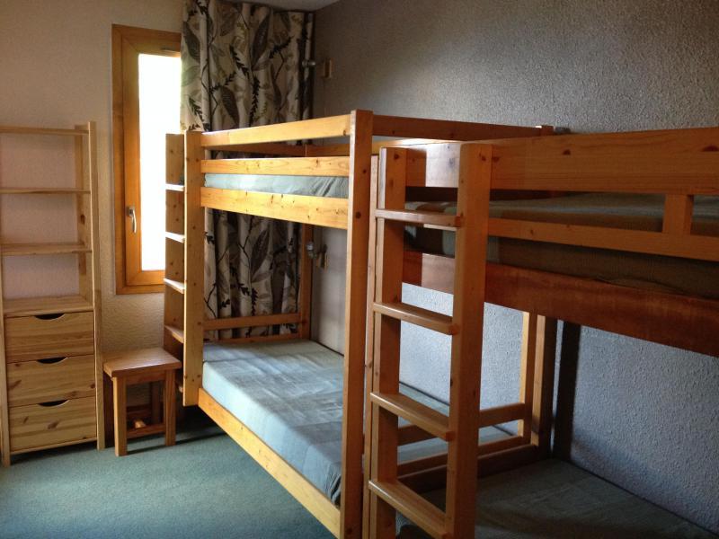 Location au ski Studio 2 personnes (071) - Residence Le Portail - Valmorel - Extérieur hiver