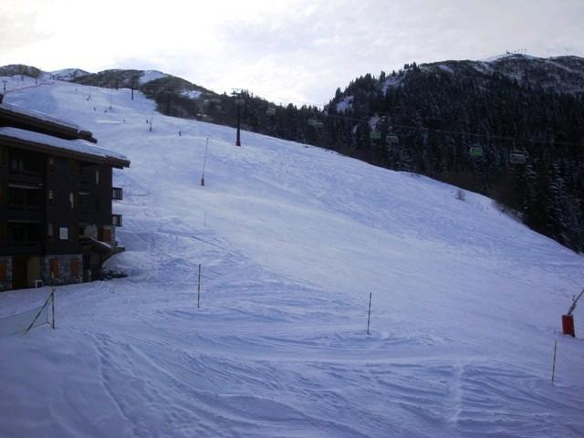Location au ski Appartement duplex 3 pièces 8 personnes (072) - Résidence le Portail - Valmorel