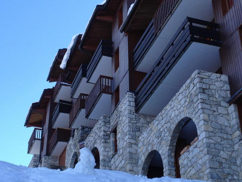 Ski verhuur Résidence le Portail - Valmorel