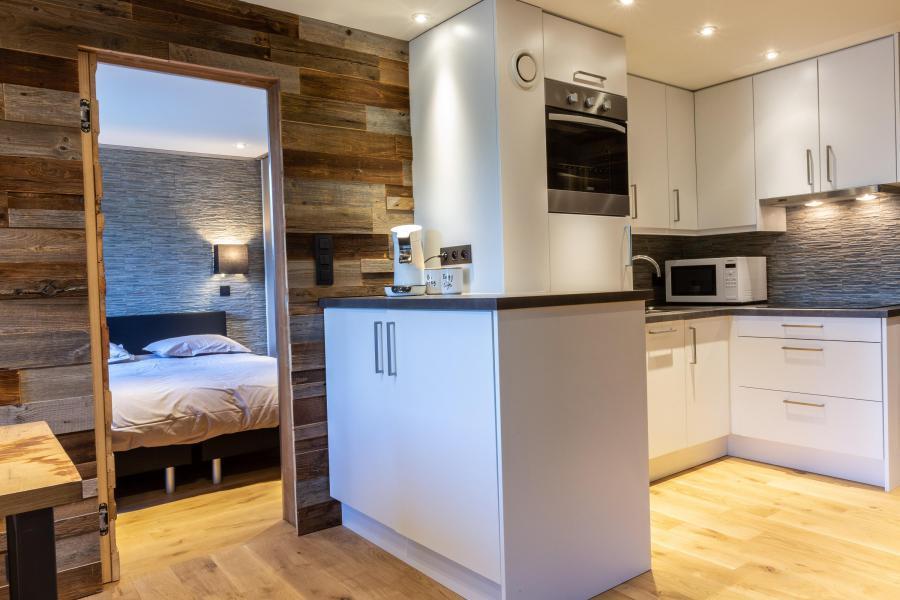 Ski verhuur Appartement 3 kamers 6 personen (032-33) - Résidence le Portail - Valmorel