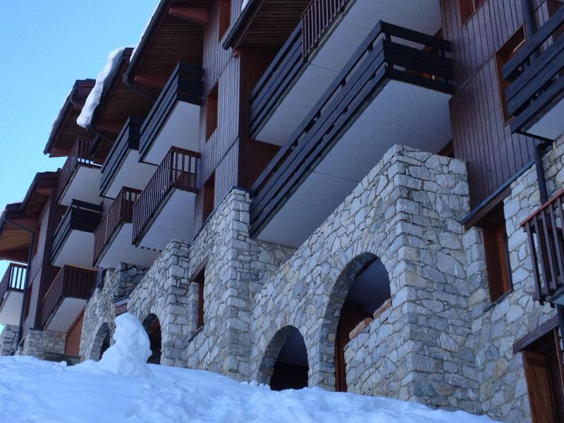 Location au ski Studio 2 personnes (040) - Résidence le Portail - Valmorel