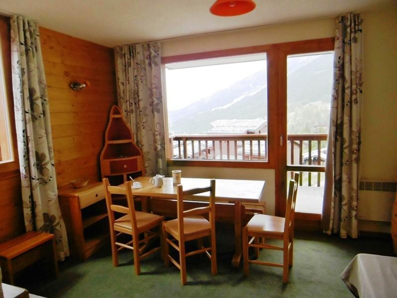 Location au ski Appartement 2 pièces 5 personnes (193) - Résidence le Portail - Valmorel - Coin repas