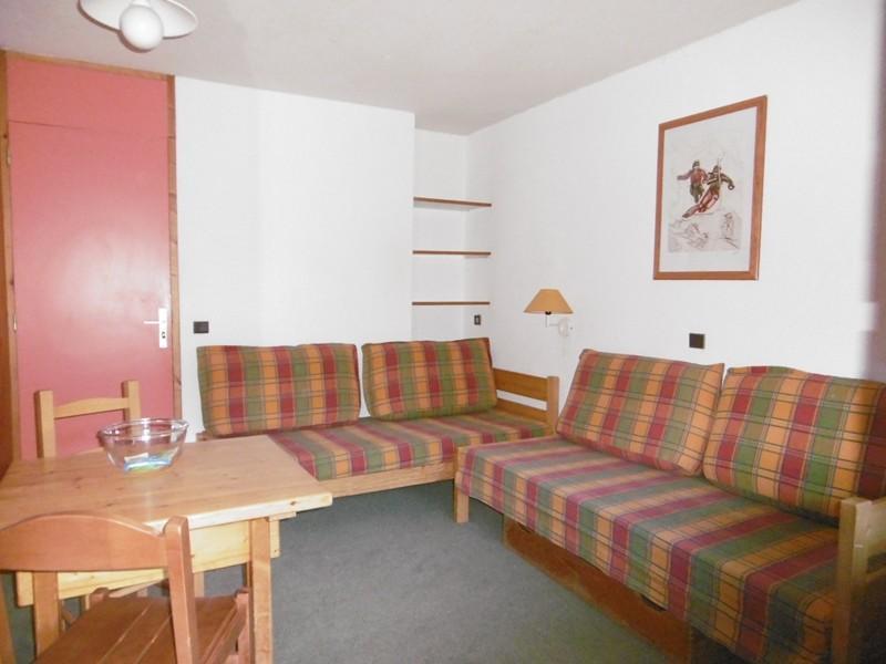 Location au ski Studio 2 personnes (071) - Residence Le Portail - Valmorel - Séjour