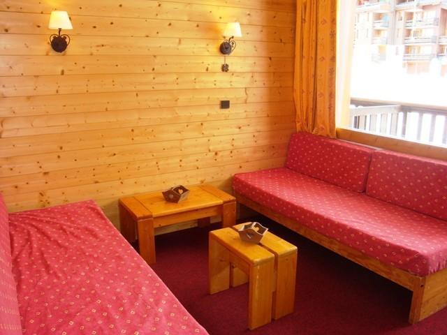 Location au ski Studio 4 personnes (031) - Residence Le Prariond - Valmorel