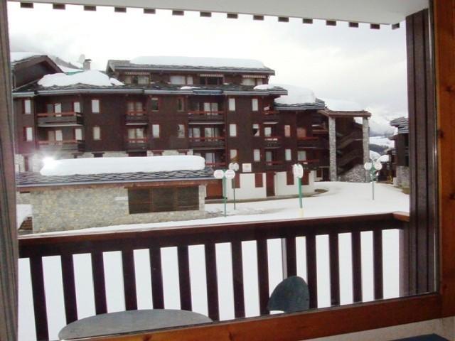 Location au ski Studio 4 personnes (018) - Residence Le Prariond - Valmorel