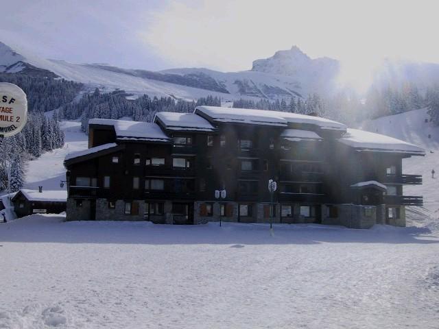 Location au ski Residence Le Prariond - Valmorel